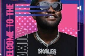 Young Skales joins Konde Music Worldwide
