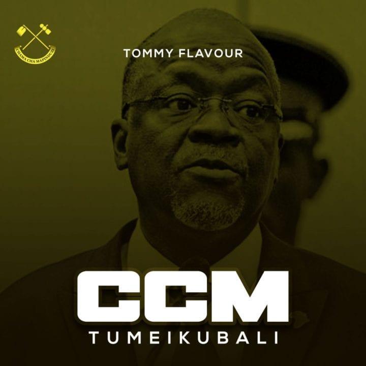 Tommy Flavour - CCM Tumeikubali