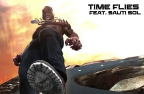 Burna Boy ft. Sauti Sol - Time Flies