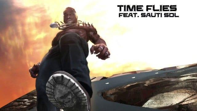 Burna Boy ft. Sauti Sol - Time Flies