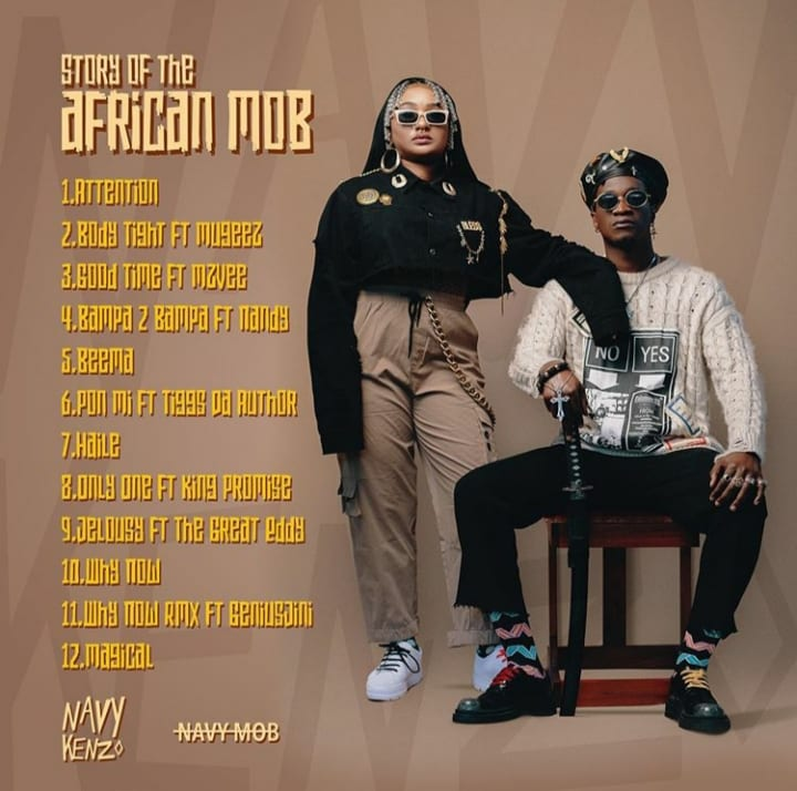 Story The African Mob Tracklist