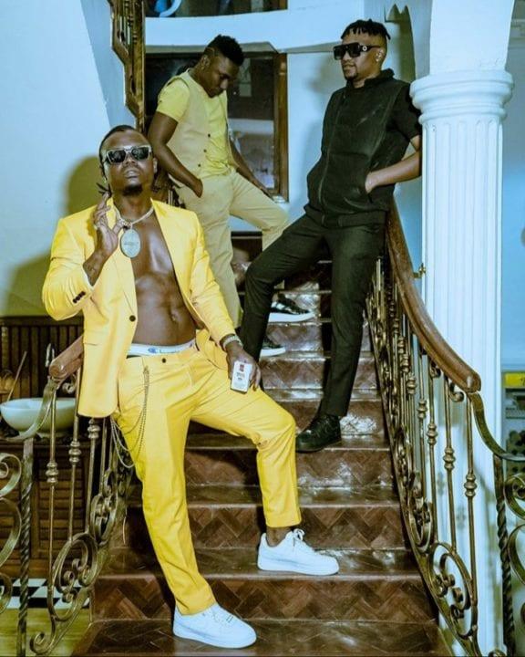 Harmonize sings Killy and Cheed to Konde Gang Music Worldwide