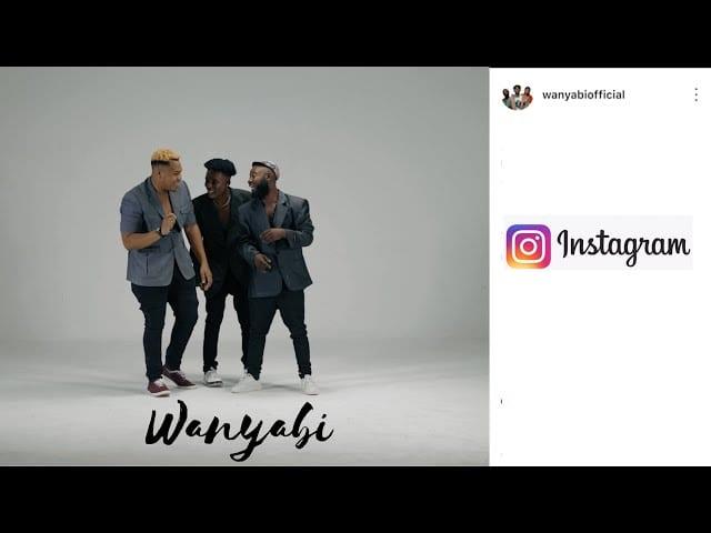 Wanyabi - Instagram