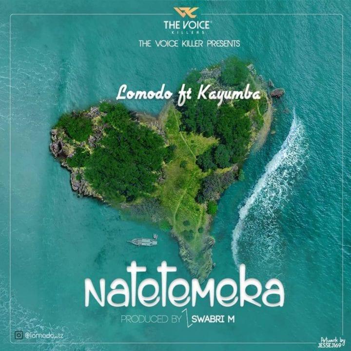 Lomodo ft. Kayumba - Natetemeka