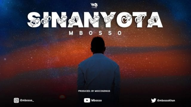 Mbosso - Sina Nyota