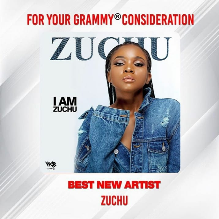 "Zuchu considered for ""Best New Artist"" Category"