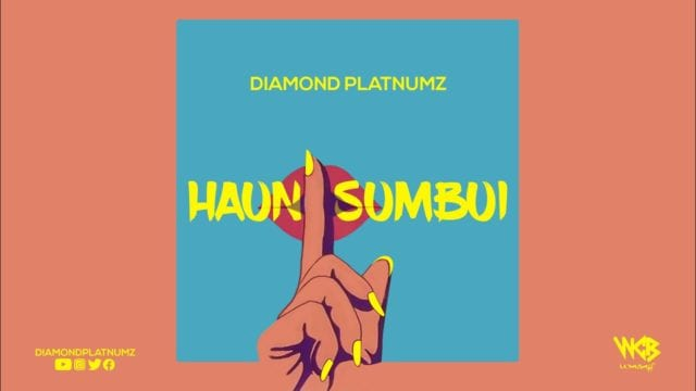 Diamond Platnumz - Haunisumbui