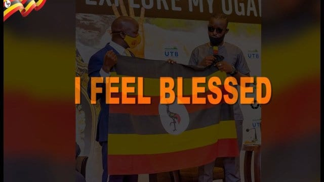 Eddy Kenzo - Blessed