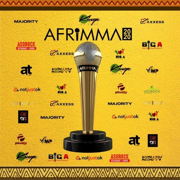 AFRIMMA VIRTUAL AWARDS 2020