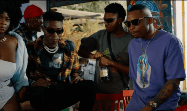 Otile Brown ft. Reekado Banks - Jamila