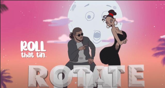 Romy Jones ft. Diamond Platnumz, Ceeza Milli - Rotate