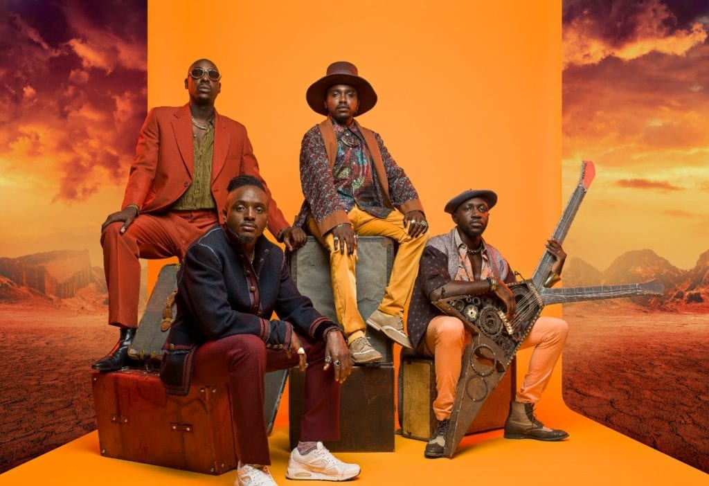 The 10 Hottest Kenyan Artists of 2020: Sauti Sol