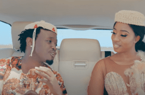 Bahati ft. Diana Marua - Mtaachana Tu