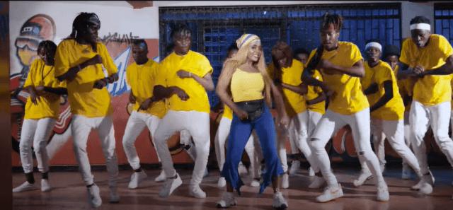 Nadia Mukami ft. Orezi, DJ Joe Mfalme - Dozele