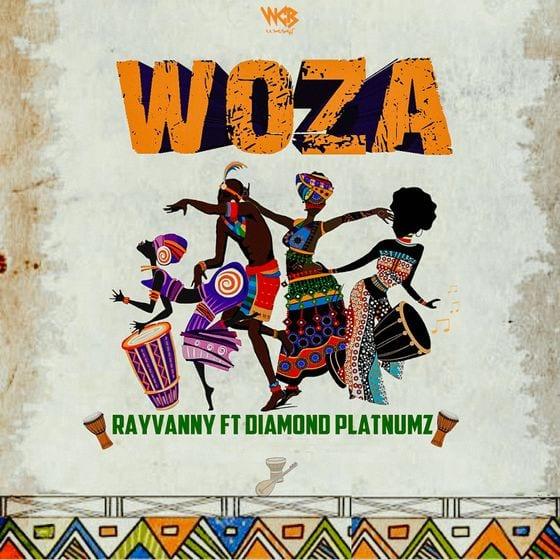 Rayvanny ft. Diamond Platnumz - Woza