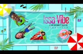 H_rt The Band ft. Sauti Sol - Issa Vibe
