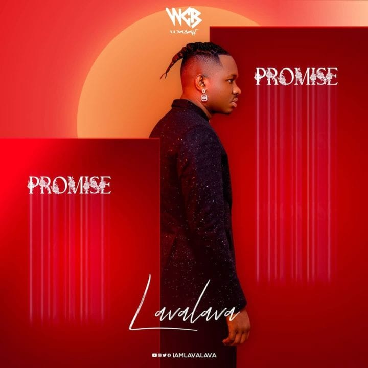 Lava Lava's Promise EP cover art