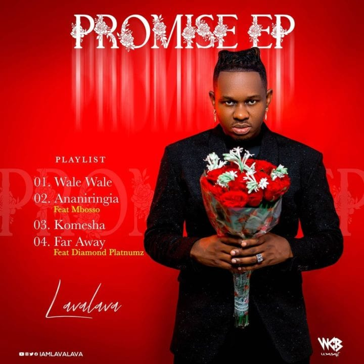 Lava Lava's Promise EP tracklist