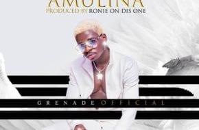 Grenade Official - Nze Amulina