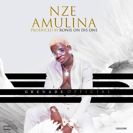 Grenade Official - Nze Amulina