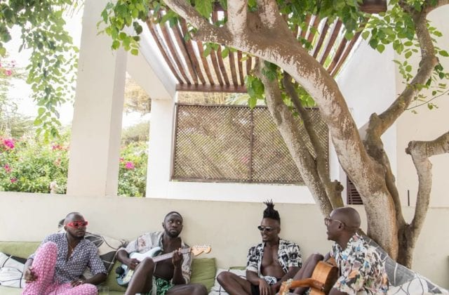 Sauti Sol ft. India Arie - My Everything