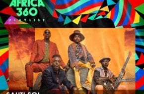 Sauti Sol for BBC 1Xtra Africa 360