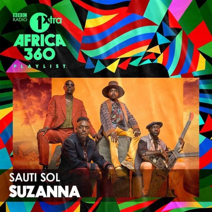 Sauti Sol for BBC 1Xtra Africa 360