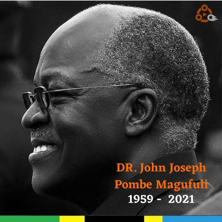 Tanzanian Artists Pay Tribute to The Late John Magufuli