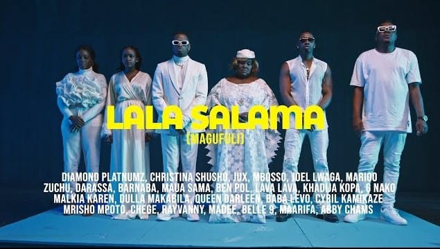 Tanzanian All Stars - Lala Salama (Magufuli)