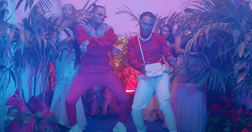 Mbosso ft. Diamond Platnumz - Baikoko