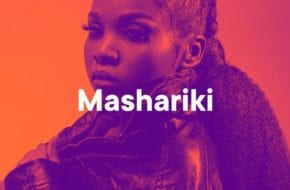 Mashariki Playlist Cover (Zuchu)