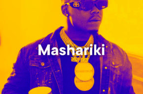 Mashariki Playlist Cover (Harmonize)