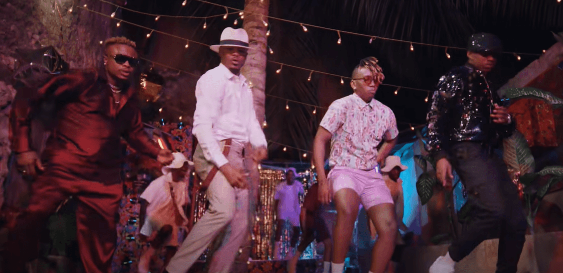 Alikiba ft. Abdukiba, K2ga, Tommy Flavour - Ndombolo