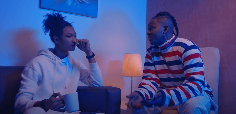 Lava Lava ft. Mbosso - Basi Tu
