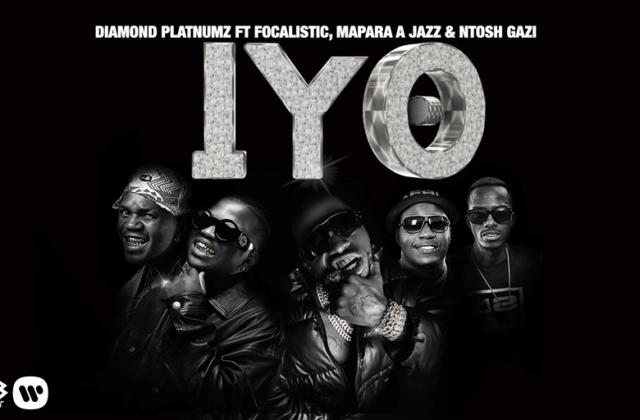 Diamond Platnumz ft. Focalistic,Mapara A Jazz, Ntoshi Gazz.