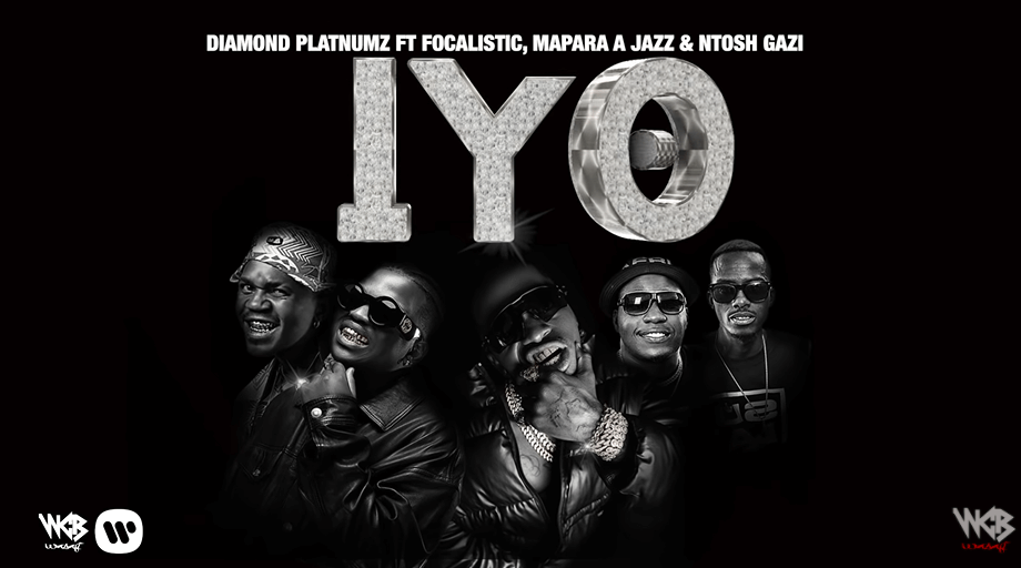 Diamond Platnumz ft. Focalistic,Mapara A Jazz, Ntoshi Gazzi