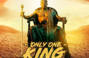 """""""Only One King"""" cover art"""