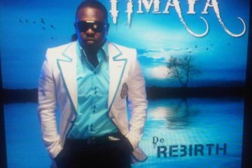 Timaya - Rebirth Art