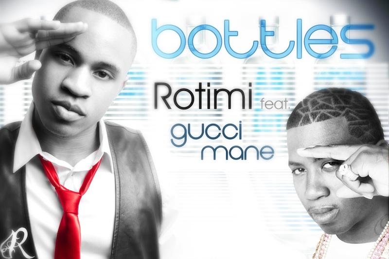 Rotimi ft Gucci Mane - Bottles - Notjustok