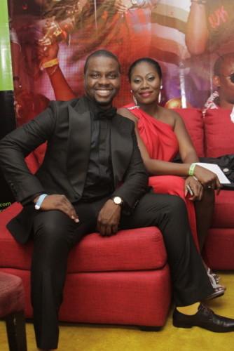 Adebola Williams and Gbemi