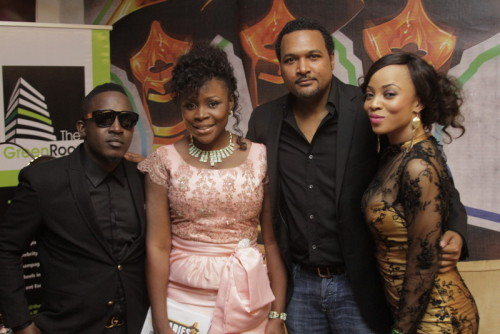 M.I, Omawumi, Cecil Hammond and Toke Makinwa