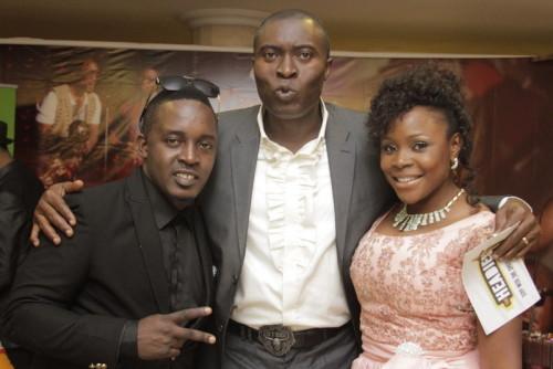 M.I, Yibo Koko and Omawumi
