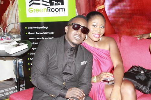 M.I and Gbemi Olateru Olagbegi