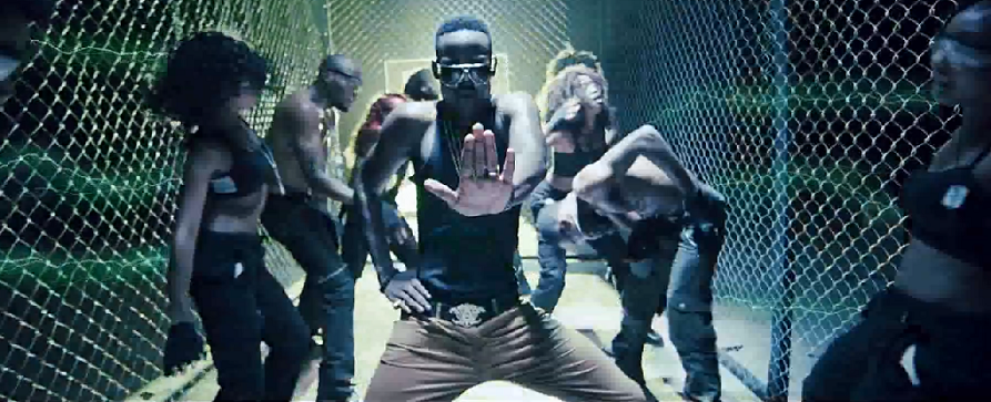 Dammy Krane Sabi Dance Video