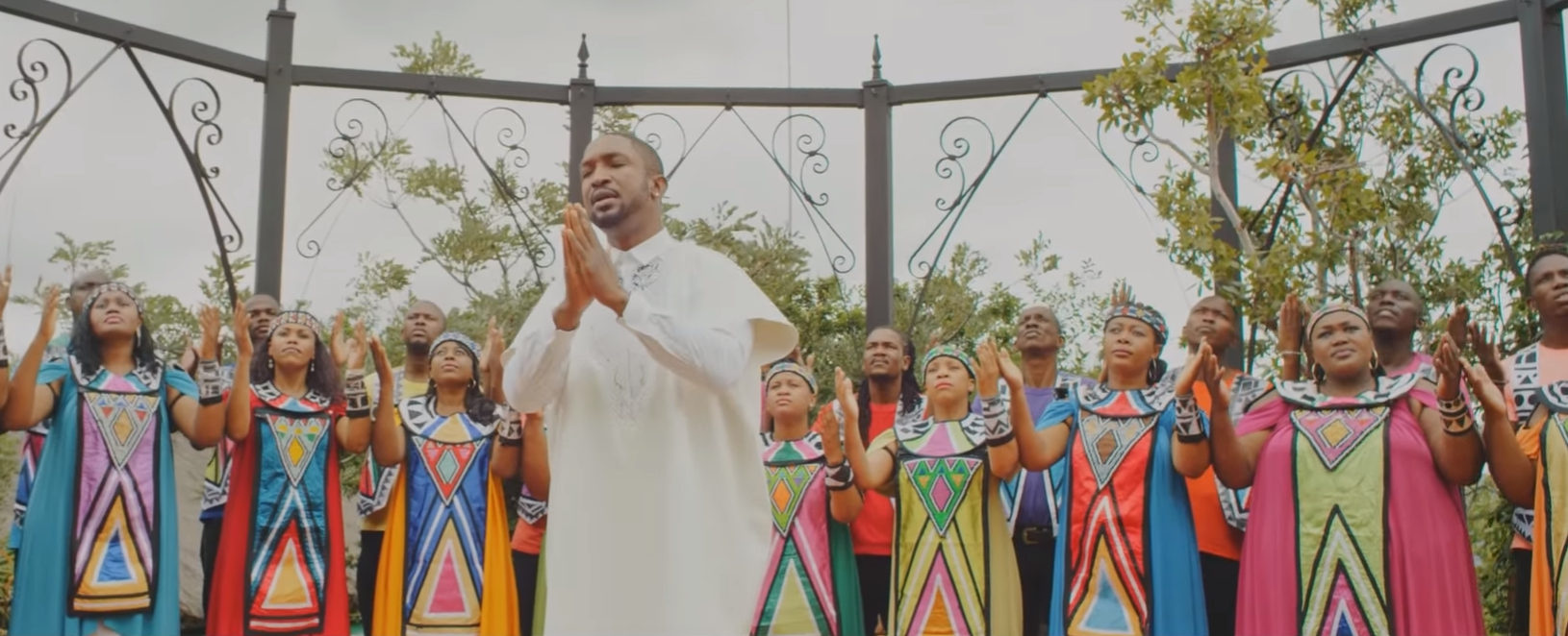 Darey Pray For Me video
