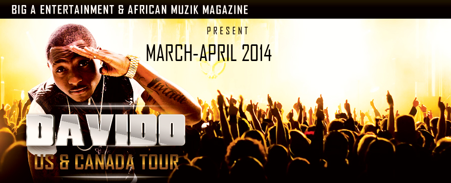 Davido US Tour