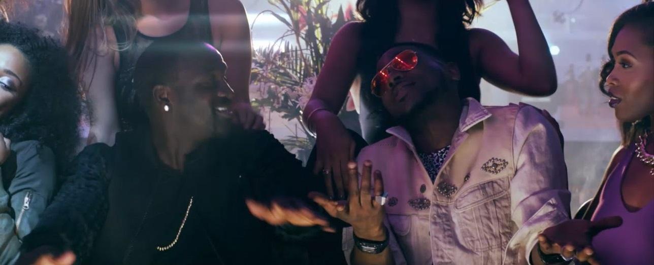 D'banj Akon Feeling Video