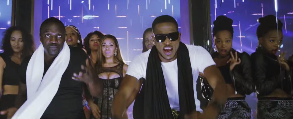 D'banj Akon Frosh Video