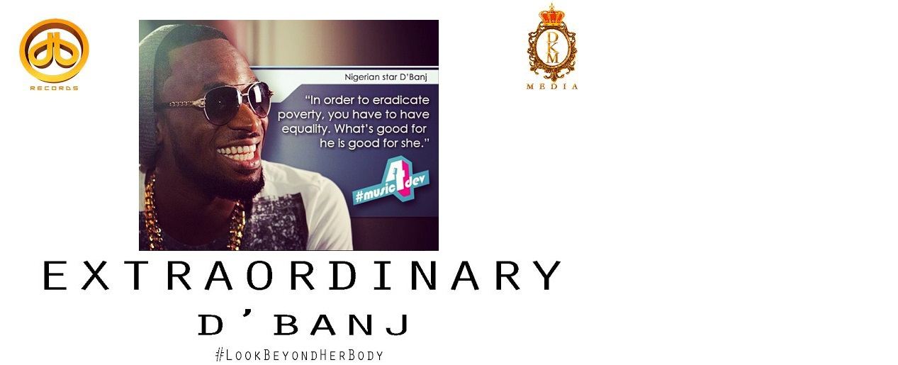 D'banj Extraordinary Video