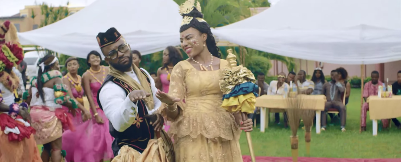 Iyanya Applaudise Video